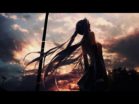 Yasuha. - Way of Dusk feat. Hatsune Miku【Original Song】【初音ミク】【オリジナル曲】Lyric Video