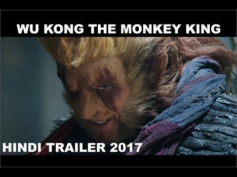 Wu Kong The Monkey King | Hindi Action Trailer 2017
