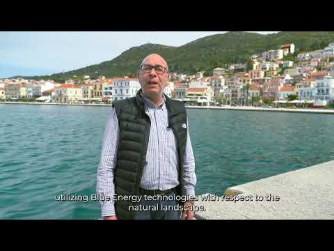 [;;;][;;;]Energy autonomy in the port of the city of Samos