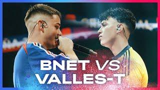 BNET Vs VALLES-T - Final | Red Bull Internacional 2019