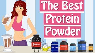 Tips For Choosing Best Protein Powder For Women