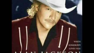 Alan Jackson - It's Alright To Be A Redneck.