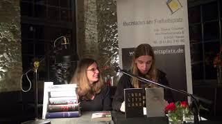 Literarische Herbstlese 2017 : Qualityland & Bladerunner im Gespräch