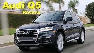 Audi Q5 (FY) 2017 - dabar