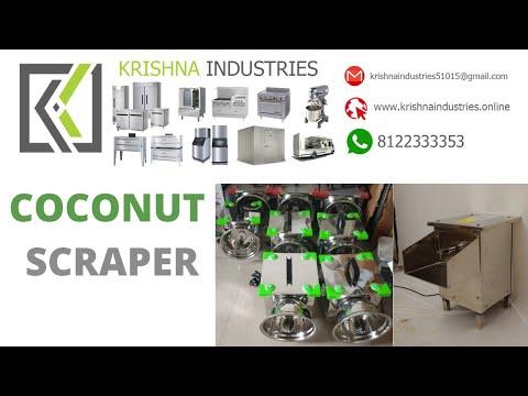 Mini Coconut Scraper