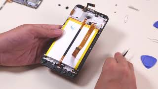 Ulefone Power 2 Teardown and Reassembly
