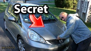 Here's Why the Honda Fit is the Best Car for the Money