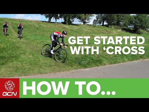 How To Ride Cyclocross – An Introduction For Road Riders   Matt Does Cyclo-Cross Ep. 1