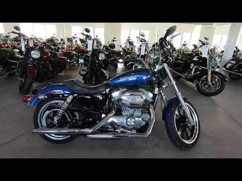 2017 Harley-Davidson SuperLow XL 883L
