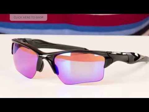 Oakley Half Jacket 2.0 XL Prizm Golf Sunglasses Review | SmartBuyGlasses