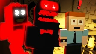 Bendy And The Ink Machine In Roblox Bendy S True Form Is Much