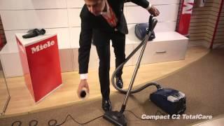 Miele Compact C2 TotalCare Vacuum Demo