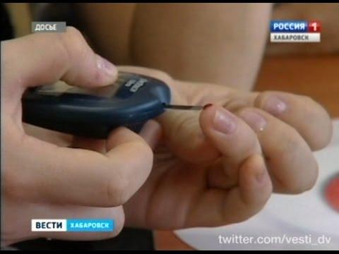 Показатели крови при сахаром диабете 1 типа