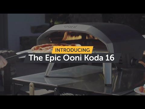 Introducing Ooni Koda 16