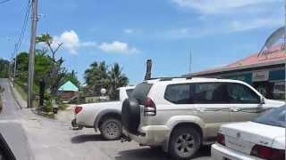 preview picture of video 'Juergen Schreiter going Vanuatu | Car Ride Port Vila - Vanuatu Cruise -- City Traffic'