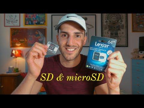 La microSD PERFETTA per DJI SPARK e MAVIC PRO!