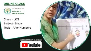LKG | After Numbers | Mathematics for Kids | Basic Maths | Easy to Learn | Ruby Park Public School Thumbnail
