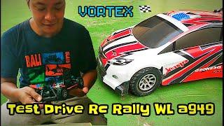 Wltoys A949 Test Drive Rally Rc