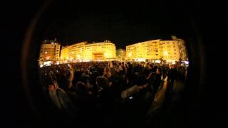 preview picture of video 'Rassemblement pour Charlie Hebdo à Limoges, Place de la République.'
