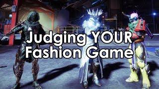 Destiny 2: Fashion Icon Judges Your Armor Sets