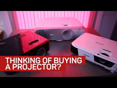 6 things to know about home theater projectors