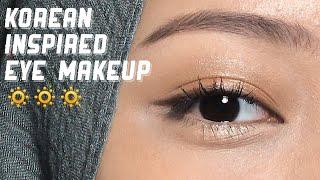 TUTORIAL : Korean Inspired Eye Makeup ㅣMakeup Mata Korea