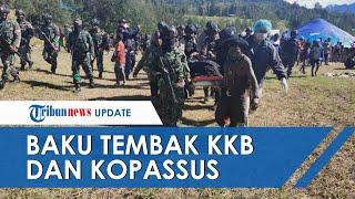 KKB Papua dan Kopassus Baku Tembak di Distrik Ilaga, 2 Anggota KKB Pimpinan Lerimayu Telenggen Tewas