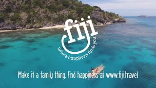 Take it easy as a family in Fiji