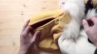 Handpuppen unter der Lupe - Pelikan von Living-Puppets