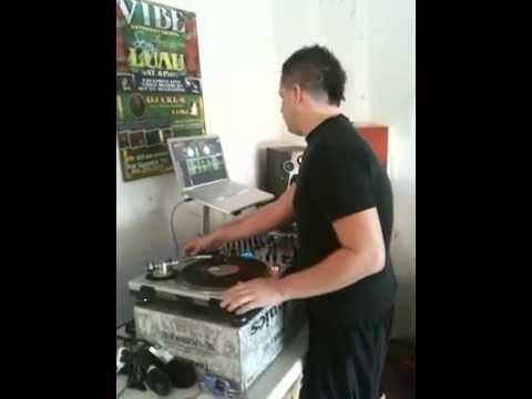 DJ CRE-8 KIIS FM DJ BATTLE PRACTICE