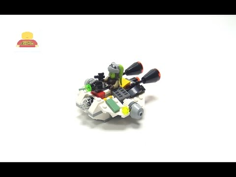 Vidéo LEGO Star Wars 75127 : The Ghost