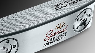 Scotty Cameron Special Select Newport Putter-video