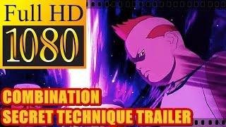 naruto ninja storm 4 all secret techniques - 123Vid