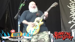High School Never Ends - Bowling for Soup LIVE at Warped Tour 2018 - Hartford, CT