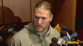 Clay Matthews Interview | Packers vs Giants Playoffs
