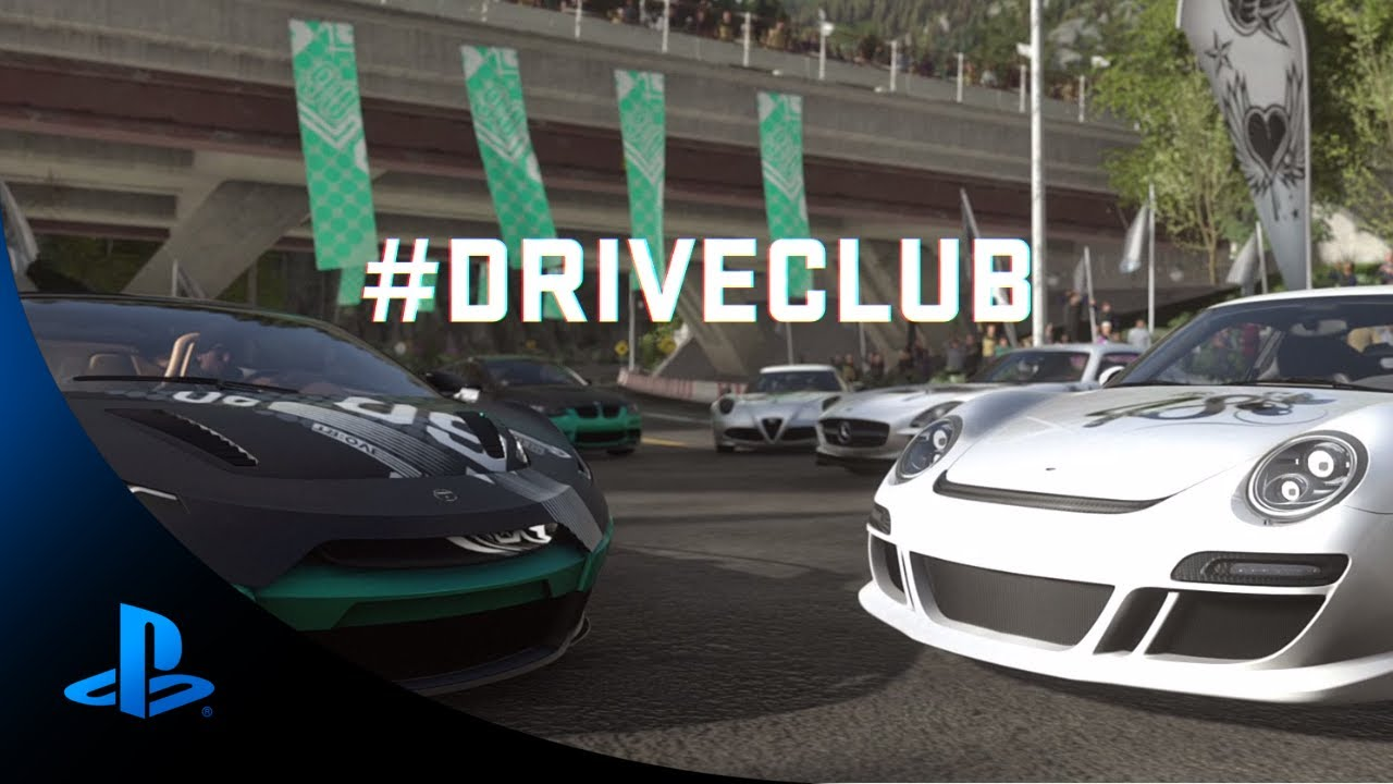 """DRIVECLUB at Gamescom: The """"Social Network"""" of Racers"""