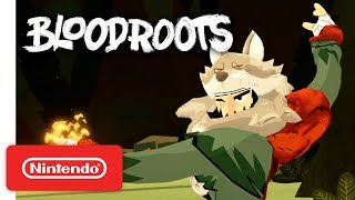 Bloodroots - Announcement Trailer - Nintendo Switch