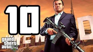 ► GTA 5 | #10 | Vidlácká genocida! | CZ Lets Play / Gameplay [1080p] [PC]