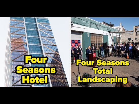 Trump Admin Idiots Book The Wrong Four Seasons For Press Conference