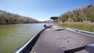 Legend Bass Boat, 300 Vmax Hpdi, Lake Cumberland
