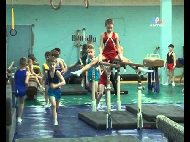 Юные гимнасты оспорили «Лучший балл»