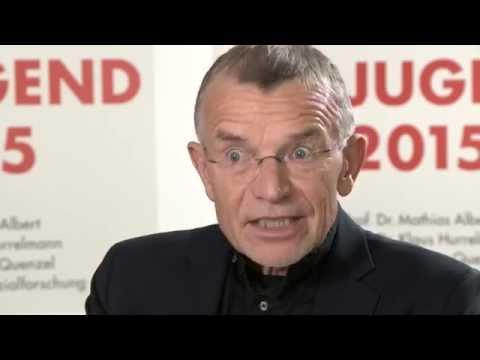 Shell Jugendstudie 2015: Prof. Klaus Hurrelmann