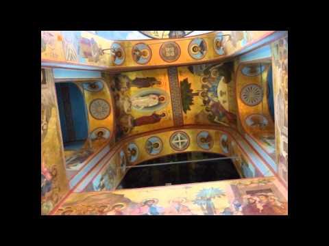 Новгородская епархия,Свято-Юрьев мужской монастырь, Георгиевский собор 31 мая 2015 года