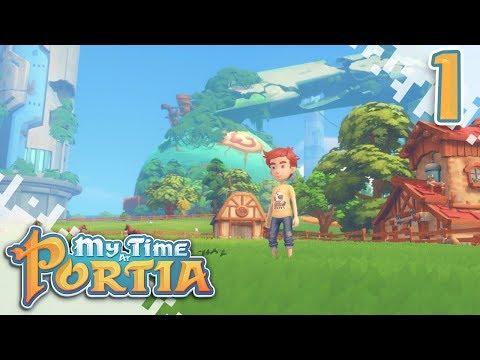 Gameplay de My Time At Portia