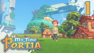 My time at portia удочка мастера