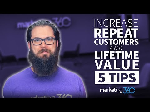 , title : 'Customer Retention Strategies - 5 Tips To Increase Lifetime Value | Marketing 360®