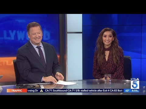 """Brenda Song on her New Bingeable Hulu Show """"Dollface"""""""