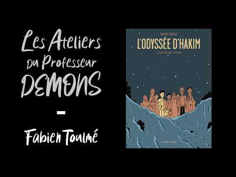 Les Ateliers du Professeur Demons - Fabien Toulmé