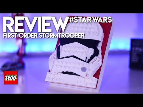 Vidéo LEGO Brick Sketches 40391 : First Order Stormtrooper (Star Wars)