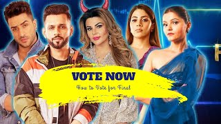 How to Vote in Voot App for Bigg Boss 14 | How Many Votes Per Day You Can Make in Bigg Boss 14